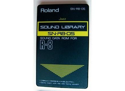 Roland SN-R8-05 : Jazz
