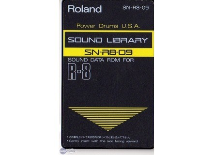 Roland SN-R8-09 : Power Drums USA
