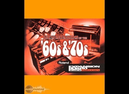 Roland SR-JV80-08 60s & 70s Keyboards