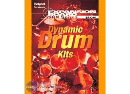 Roland SRX-01 Dynamic Drums