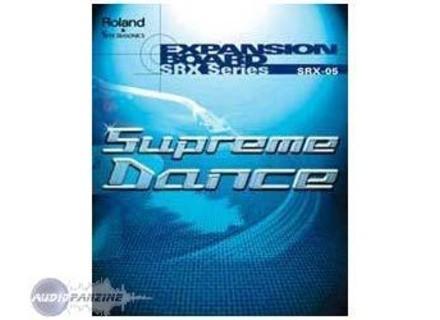 Roland SRX-05 Supreme Dance