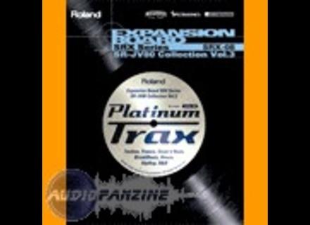 Roland SRX-08 Platinum Trax