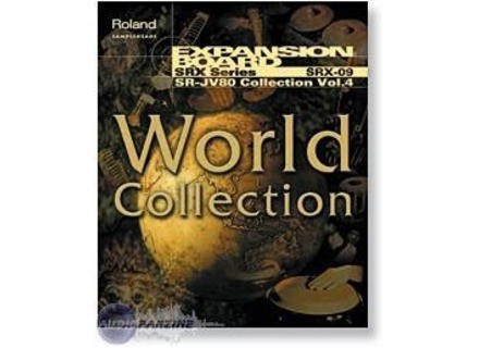 Roland SRX-09 World collection