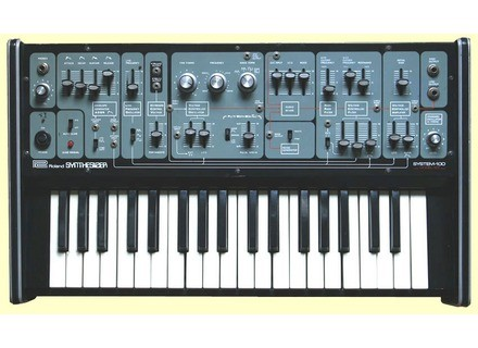 "Roland SYSTEM 100 - 101 ""Synthesizer"""