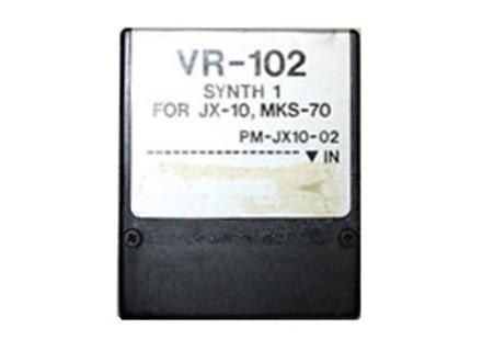 Roland VR-102