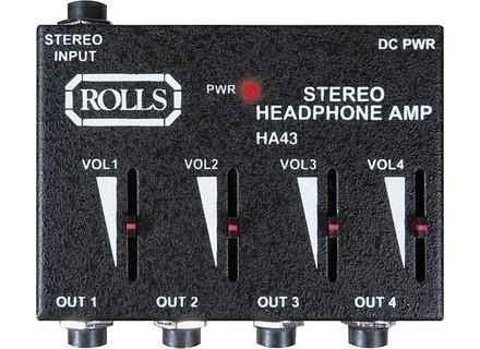 Rolls HA43