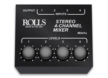 Rolls MX 41 S