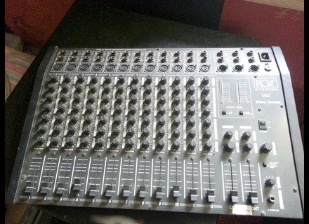 Ross 12x2 Mixing Console
