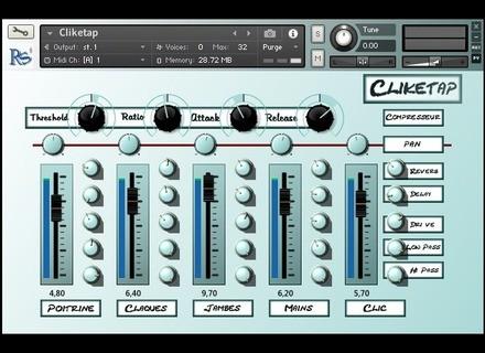 Rossignol Studio Cliketap