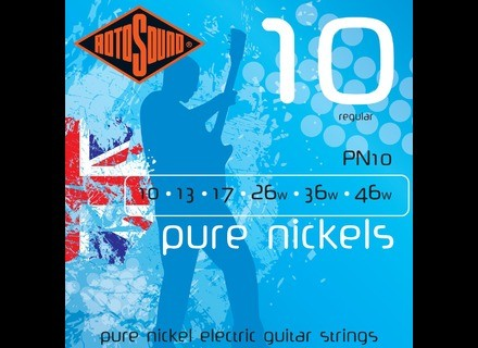 Rotosound Pure Nickels