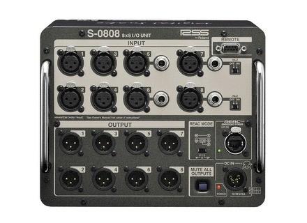 Rss By Roland S-4000M REAC Merge Unit