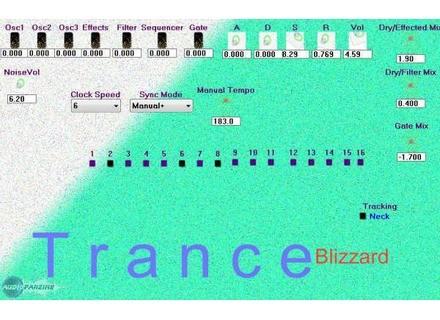 RunBeerRun Trance Blizzard