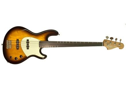 Ruokangas Guitars Steambass FL