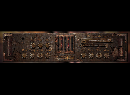 Rusted Audio Melb Monster One