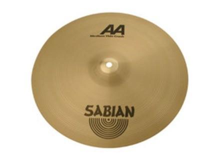 """Sabian AA Medium Thin Crash 15"""""""