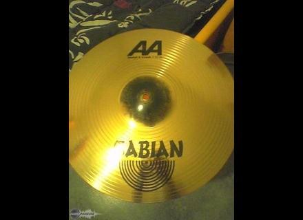 Sabian AA Metal X Crash 17''