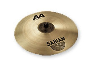 "Sabian AA Raw Bell Dry Ride 21"""