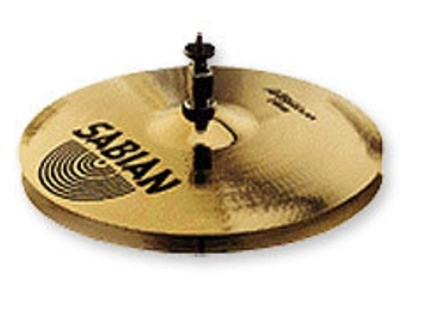 Sabian AA Regular Hats 14""
