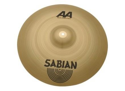 Sabian AA Rock Crash 19''
