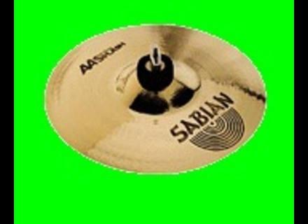 Sabian AA Splash 8
