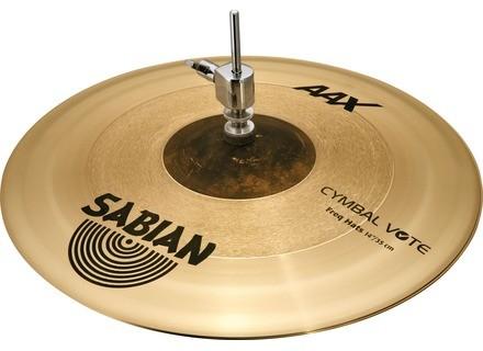 Sabian AAX Freq Hats 14''