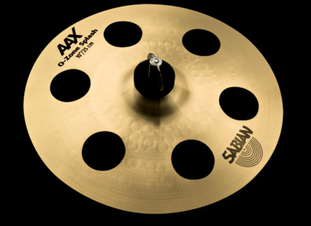 Sabian AAX O-Zone Splash 10''