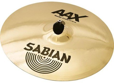 Sabian AAX Studio Crash 15
