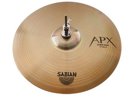 Sabian APX Solid Hats 14