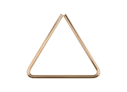 Sabian B8 Bronze Triangle 4""
