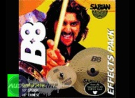 Sabian B8 Effects Pack