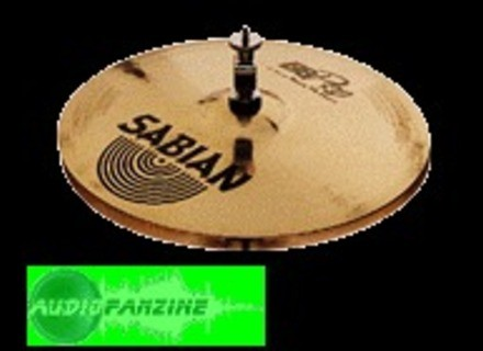 Sabian B8 Pro Medium Hats 14''