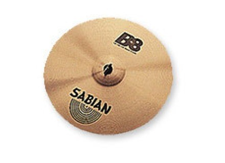 Sabian B8 Rock Crash 18""