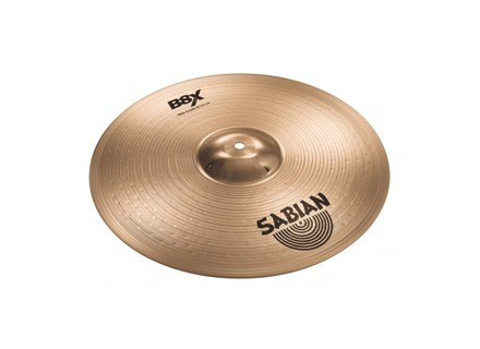 Sabian B8X Thin Crash 16""