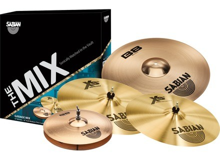 Sabian Garage Mix