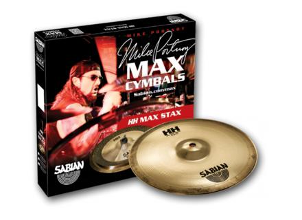 Sabian HH Mid Max Stax