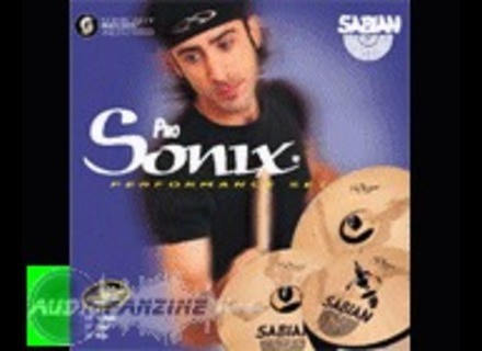 Sabian Pro Sonix Performance Set