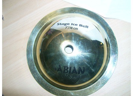Sabian Stage Ice Bell 7""