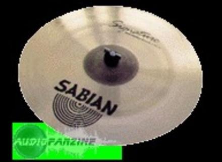 Sabian Virgil Donati Signature Saturation Crash