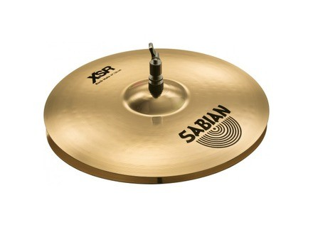 Sabian XSR Rock Hats 14""