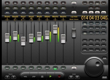 Saitara Software AC-7 Core for iPad