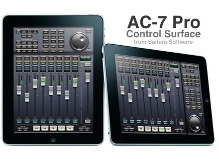 Saitara Software AC-7 Pro for iPad