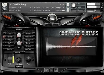 Sample Logic Cinematic Guitars 2