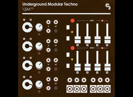Sample Magic Underground Modular Techno
