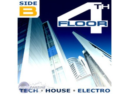 Samplebase 4th Floor - Tech | House | Electro - Side B