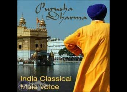 Samplebase Purusha Dharma - India Classical Male Voice