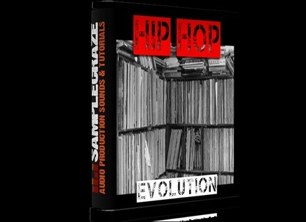 Samplecraze Hip Hop Evolution