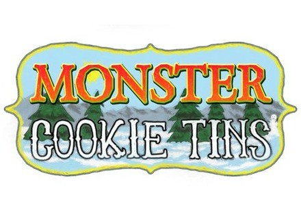 SampleOddity Monster Cookie Tins