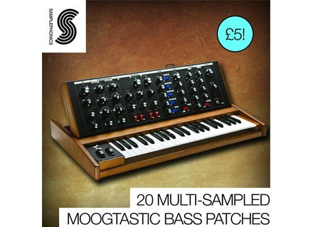 Samplephonics Moogtastic