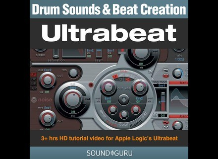 SamplerBanks Drum Sound and Beat Creation - Ultrabeat