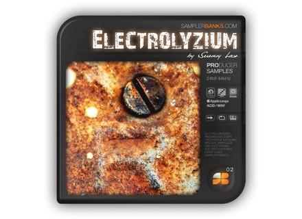 SamplerBanks Electrolyzium